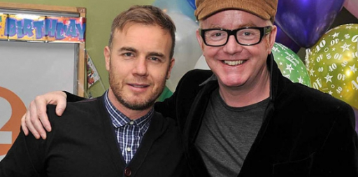 Chris_Evans_With_Gary_Barlow 1